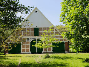 Ferienhaus in Alleinlage: Die FeldhofOase