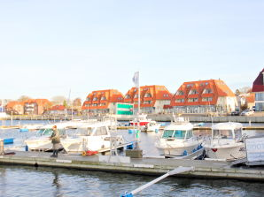 Ferienwohnung D17 in den Hafenhäusern Wiek