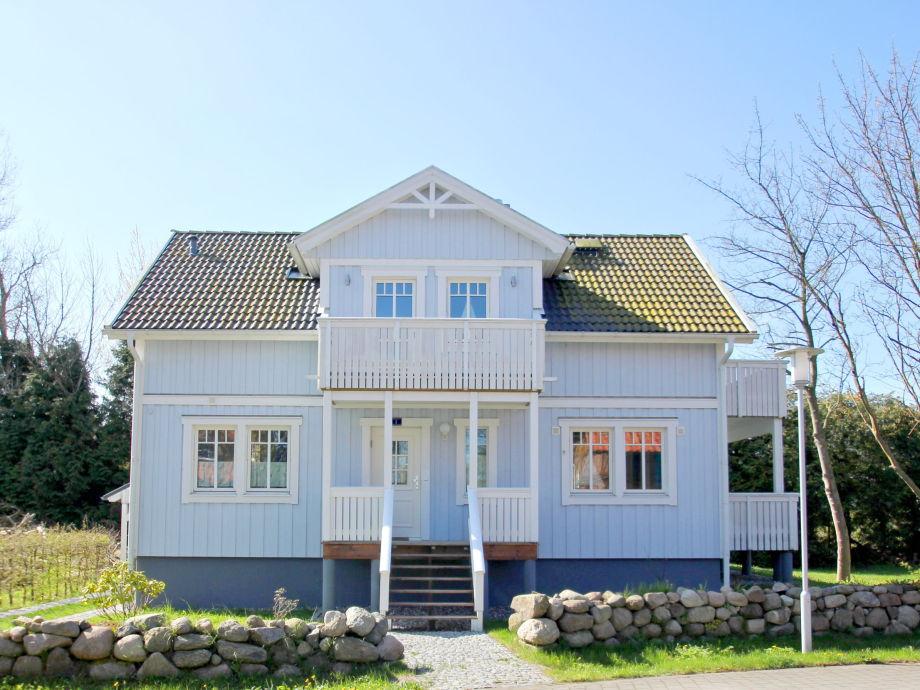 Ferienhaus Stuga in Wiek auf Rügen