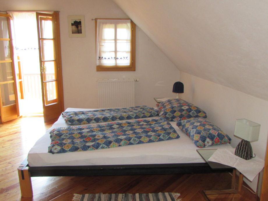 Ferienhaus gritzner steiermark st stefan reinhard und - Schlafzimmer stefan ...