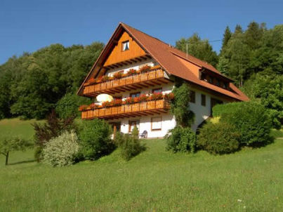 Talseite - Haus Kirchberg