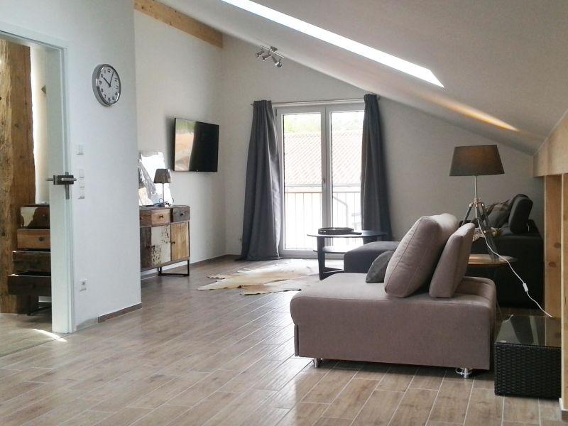Holiday apartment Große 140 m² Ferienwohnung in Chieming