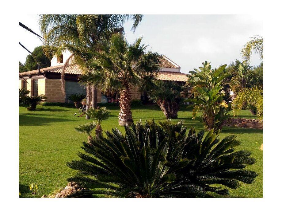Sizilien Ferienhaus Villa Spagnola
