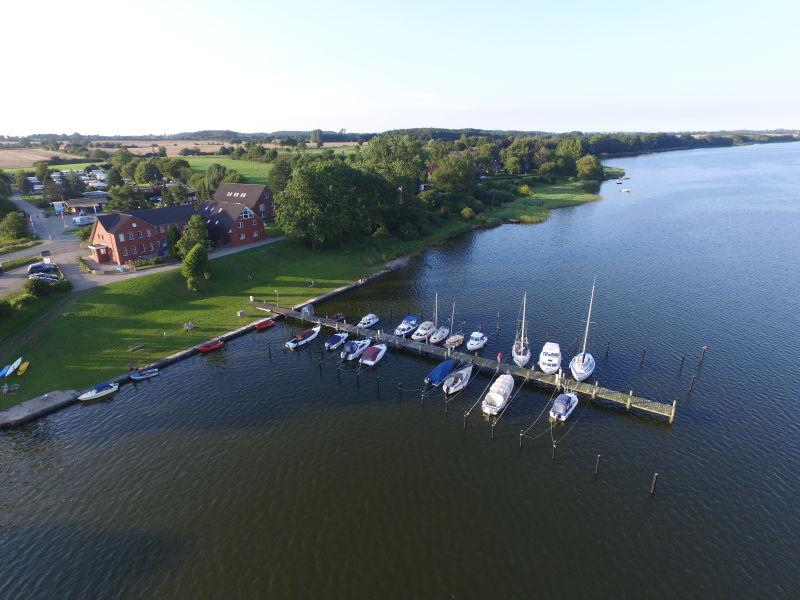 Ferienwohnung Ostsee-Urlaub an der Schlei mit Schleiblick 8
