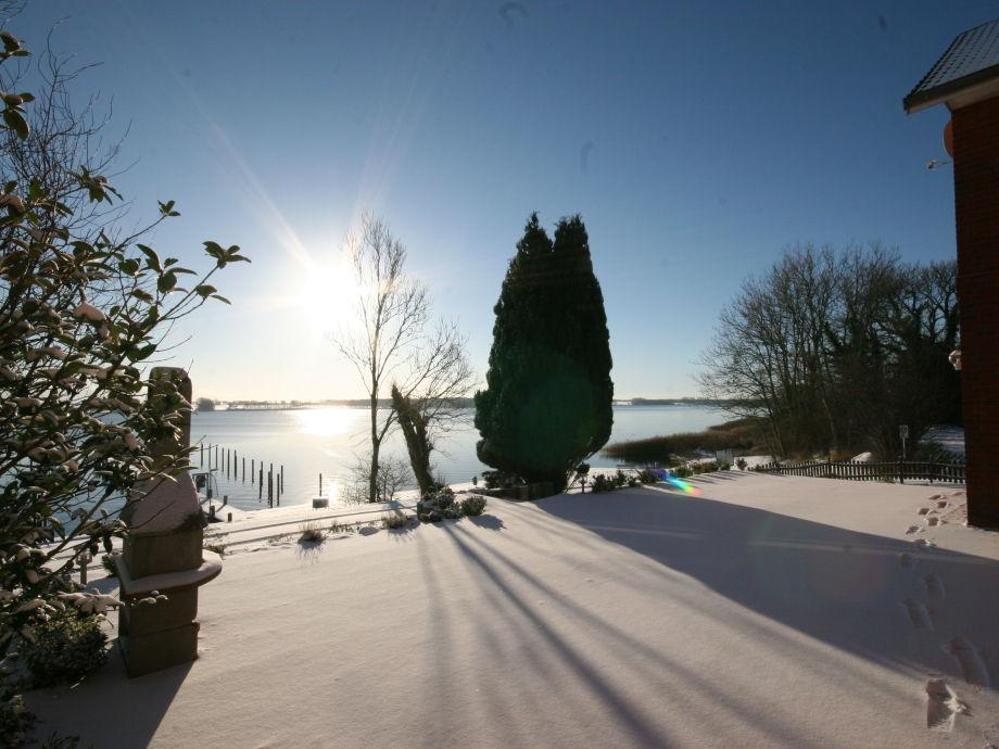 Karschau im Winter