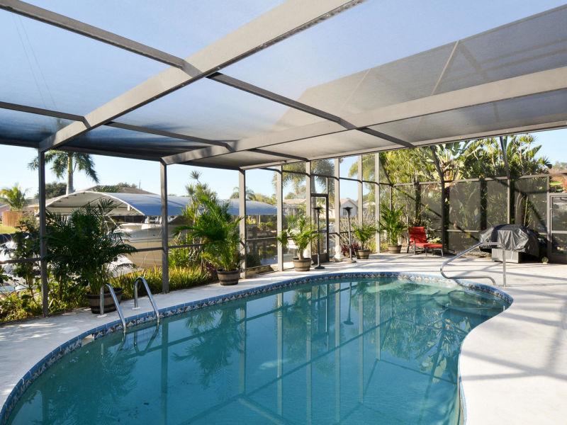 Villa Blue Lion's Oasis