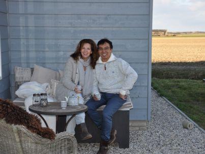 Ihr Gastgeber Petra und Edu Körnmann