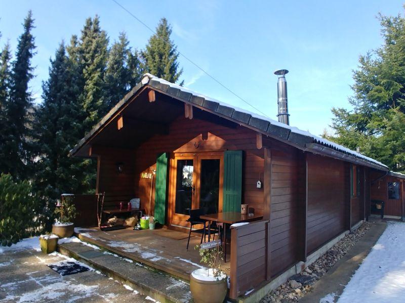 Holiday house Mörkens Hütte