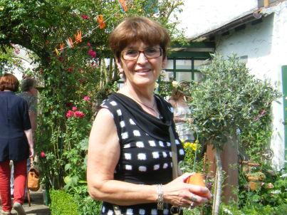 Ihr Gastgeber Claudie Guinet-Koch