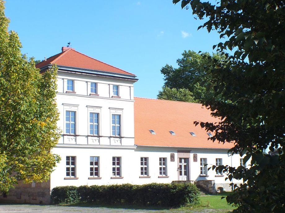 Herrenhaus auf dem Rittergut Endorf