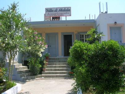 Villa di Matala