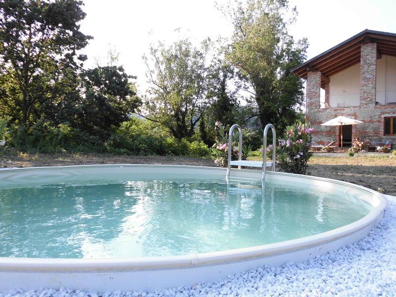 Ferienwohnung Casa al Tanaro - Hausteil 2