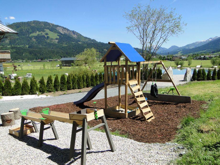 Spielplatz für unsere kleinste Gäste