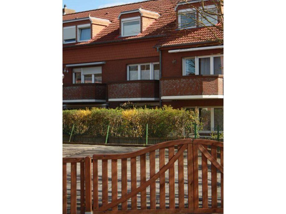 Außenaufnahme 4290001 Hemker Borkum im Ferienhaus Upholmstr.