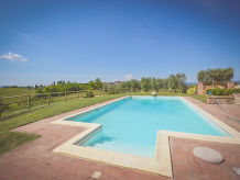Villa in San Gimignano mit Pool