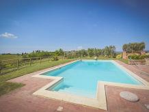 Villa in San Gimignano mit Pool