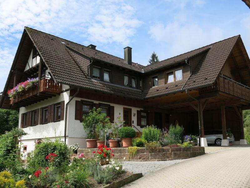 Holiday apartment Holiday home am Döttelbach