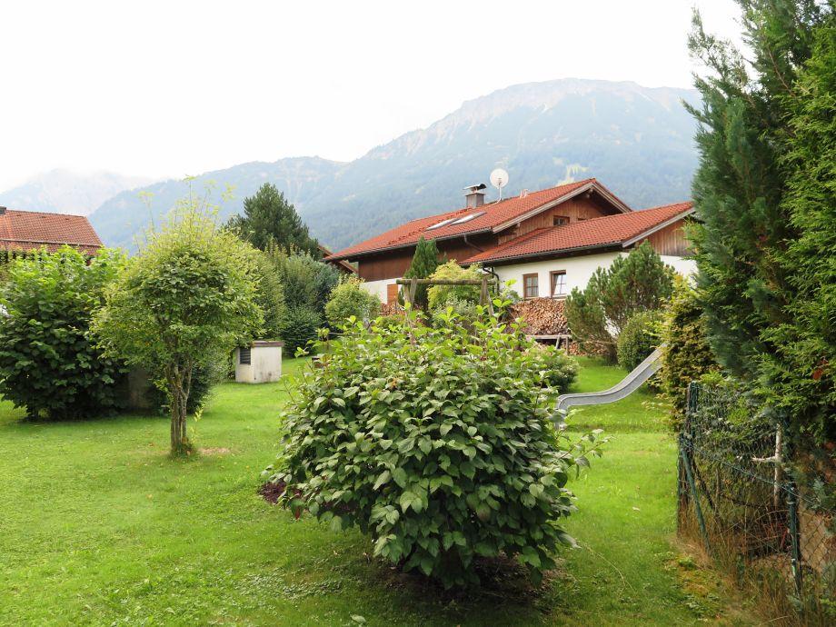 Breitenbergblick von der Terrasse