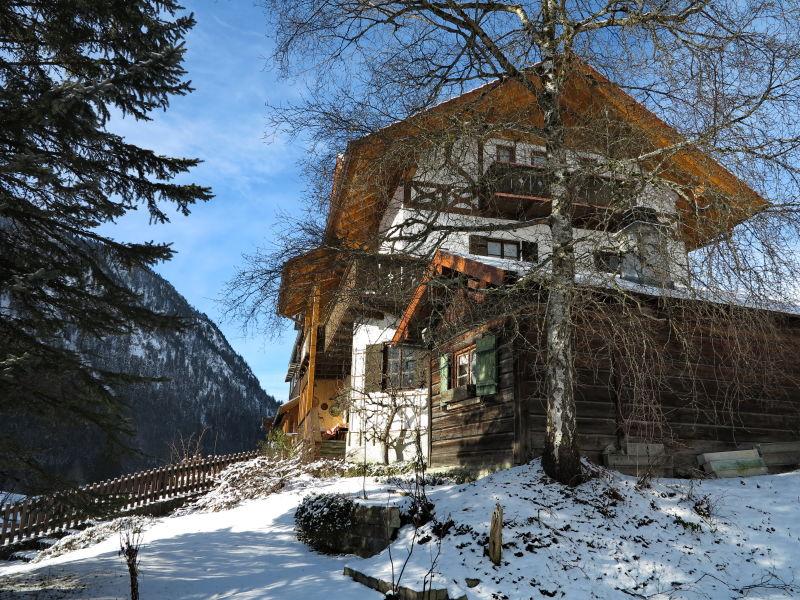 "Ferienhaus ""Alpenrose"""