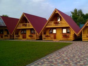 Ferienhaus Zacisze in Mrzezyno