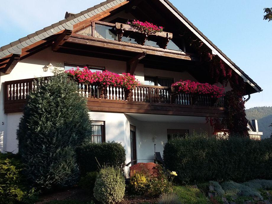 Außenaufnahme Haus Anne Altarberg