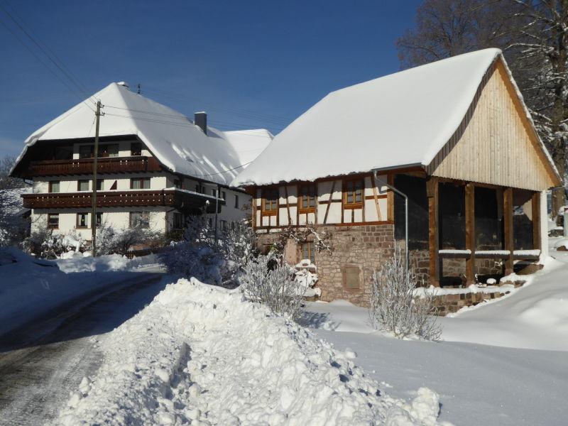 Ferienwohnung Eichbachmühle