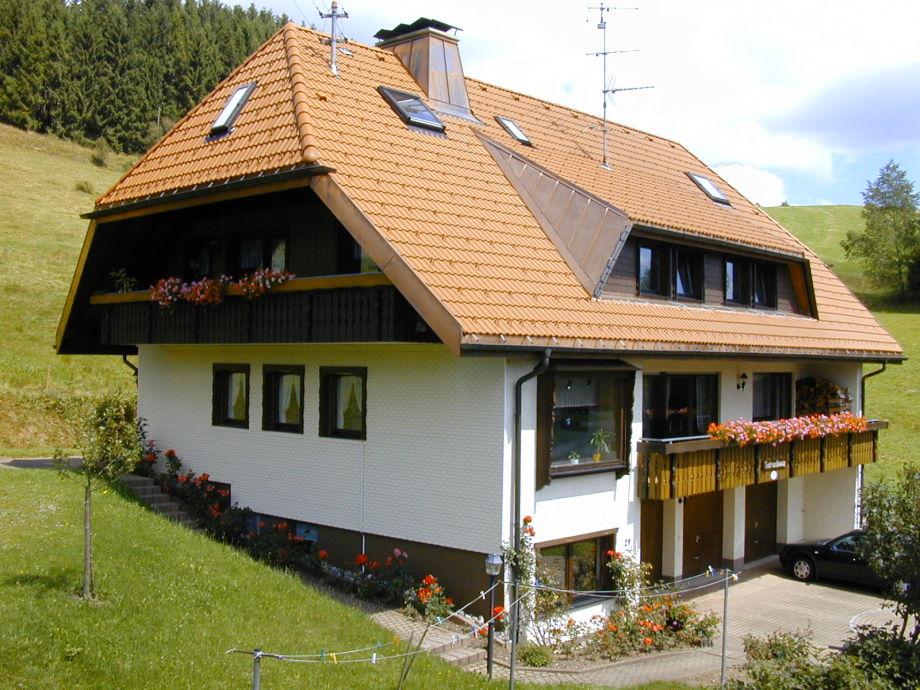 Haus Gisela im Sommer