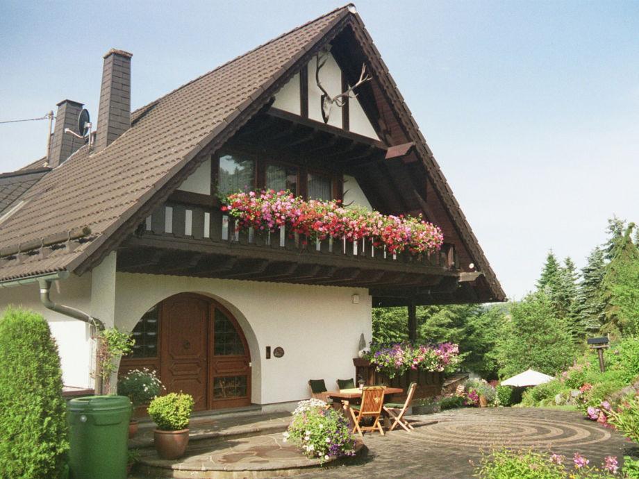 Haus Irmi im Sommer