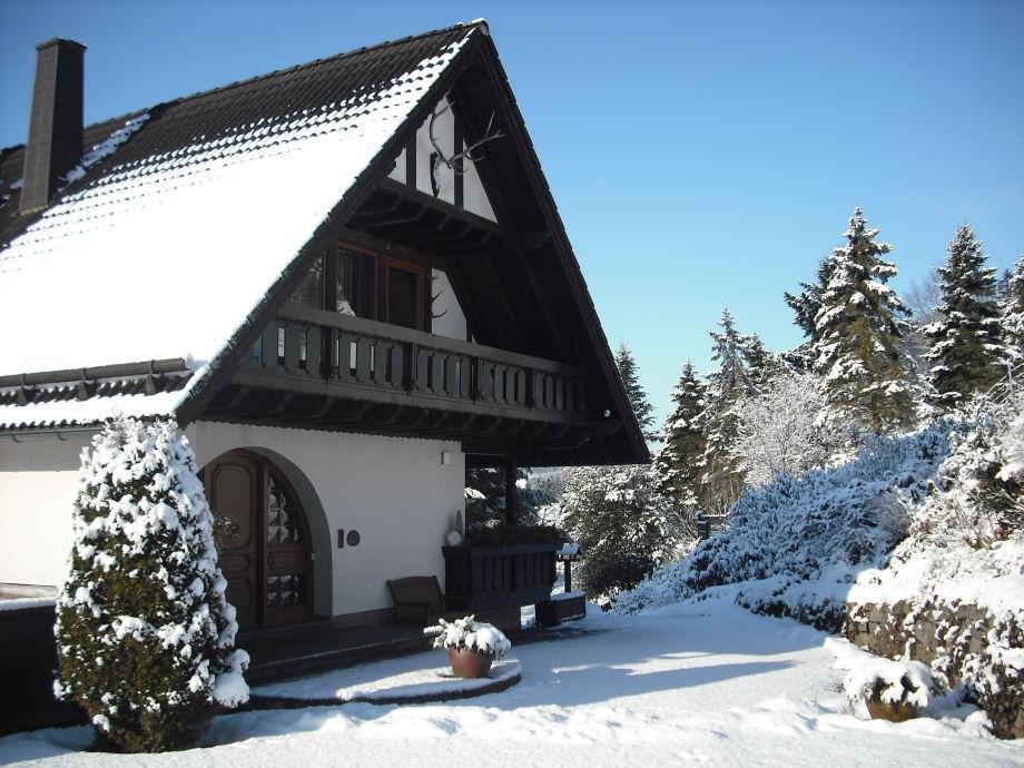 Haus-Irmi Im Winter