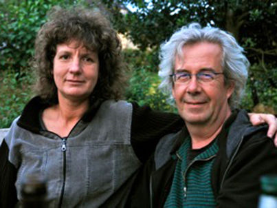 Ihr Gastgeber Elke Bockamp, Peter Wilmanns