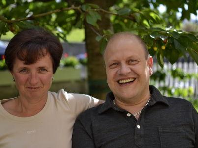 Ihr Gastgeber Ursula und Elmar Meiß