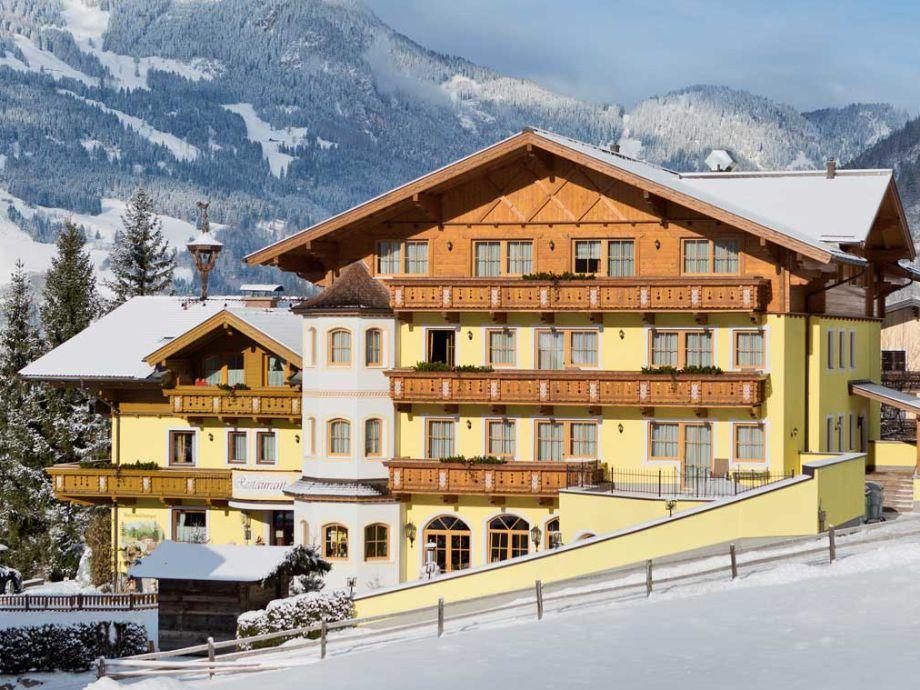 Das Landhotel Untermüllnergut im Winter