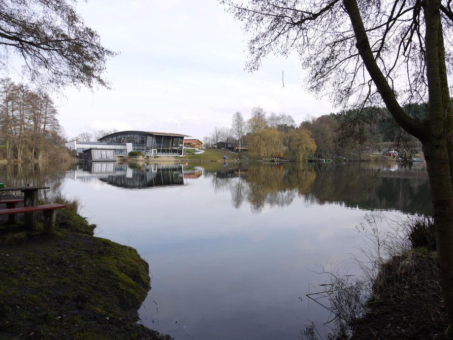 Ferienhaus 28 am Silbersee, Hessisches Bergland, Knüllgebirge - Frau ...