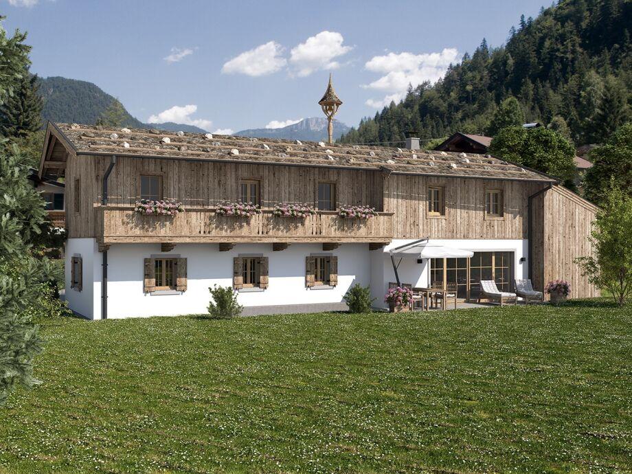 Chalet Bergwiesenhof - ein ehemaliges Bauernhaus