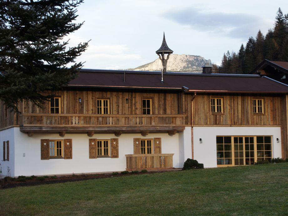 Alter Bauernhof umgewandelt in ein luxuriöses Chalet