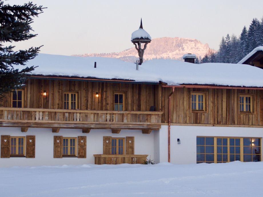 Chalet Bergwiesenhof -ein exklusives Tiroler Bauernhaus