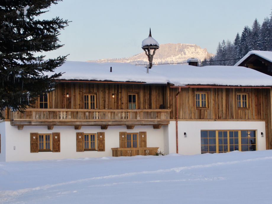 Der Bergwiesenhof, ein exklusiv restaurierter Bauernhof