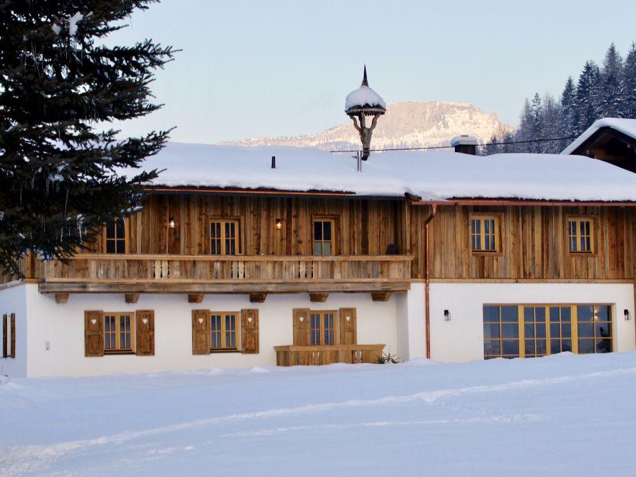 Ein exklusiv restauriertes Tiroler Bauernhaus