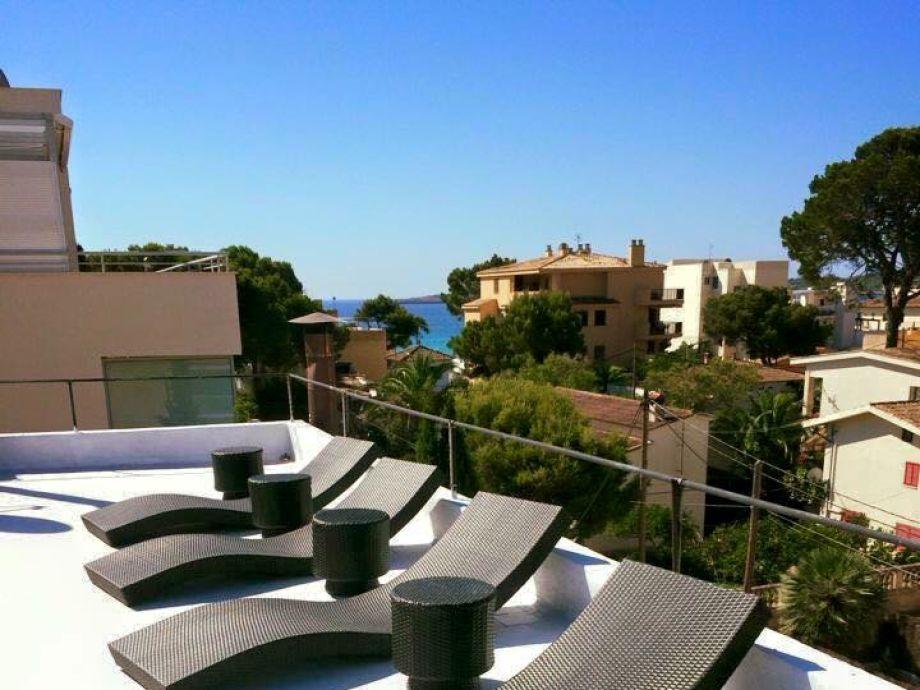 Außenaufnahme Cala Millor Apartment
