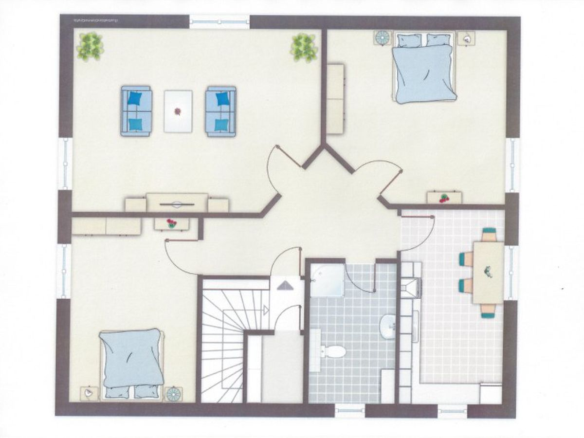 ferienwohnung wiesenblick g nsebl mchen ostsee boltenhagen wohlenberger wiek frau anja. Black Bedroom Furniture Sets. Home Design Ideas
