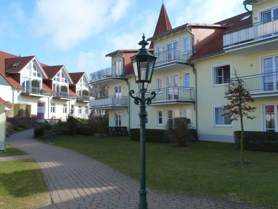 Residenz am Kurhaus - Innenhof