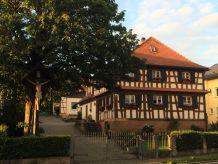 Ferienwohnung im fränkischen Fachwerkanwesen