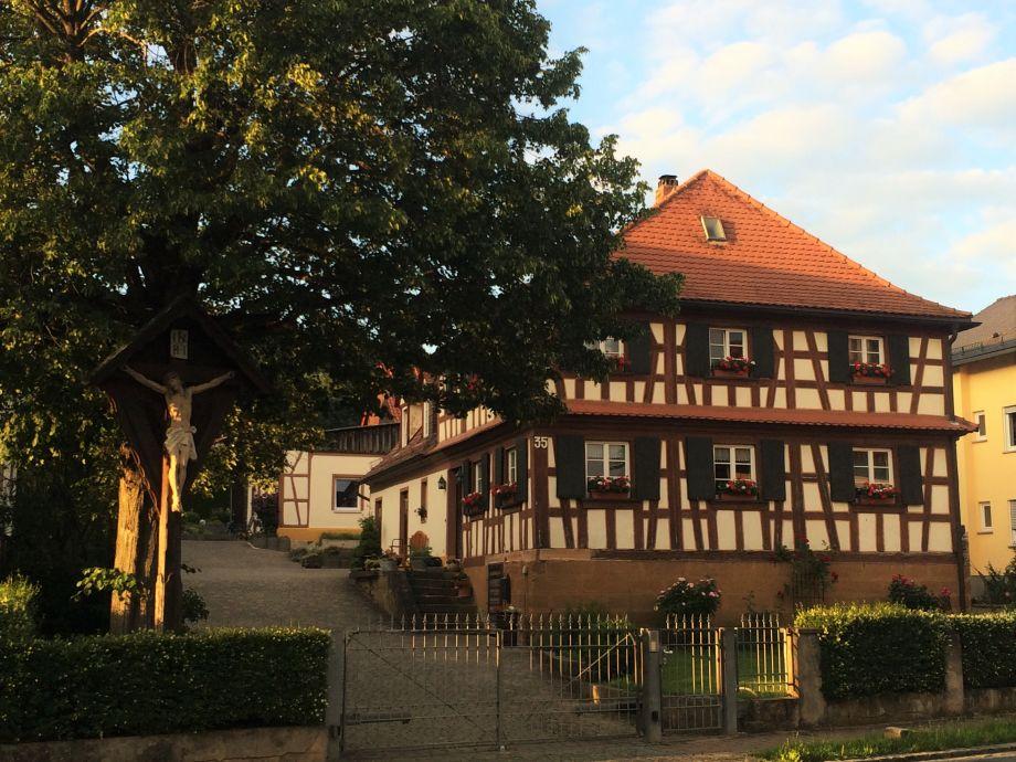 historisches Anwesen
