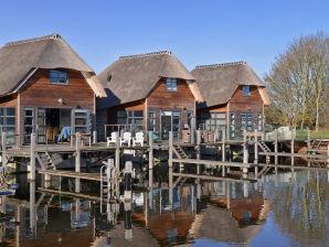 Ferienhaus Wasservilla Zuiderhoeve - 6P