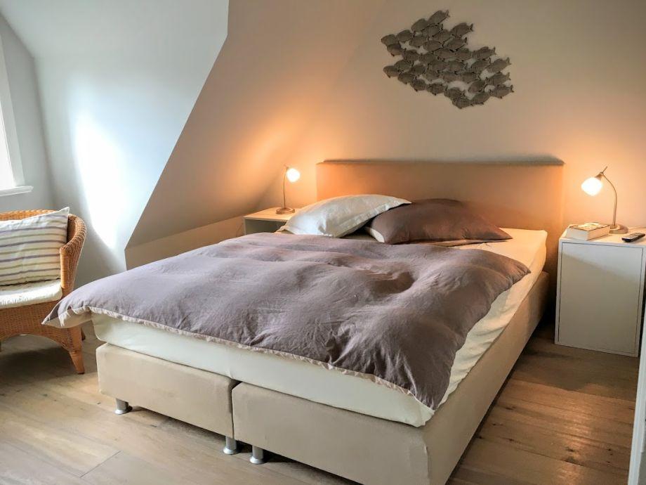 Ausstattung Komfortables Ferienhaus in Oldsum