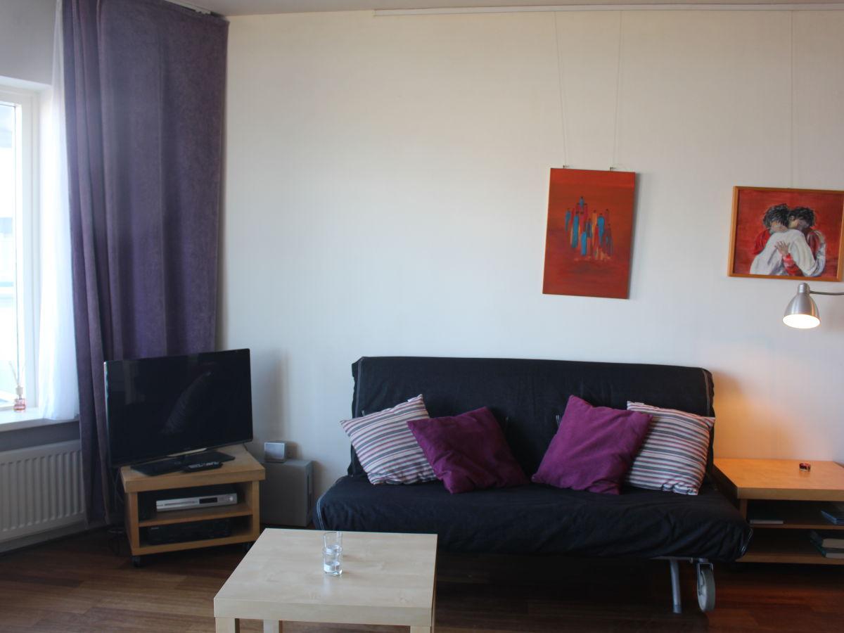 ferienwohnung sterflat 67 nord holland egmond aan zee. Black Bedroom Furniture Sets. Home Design Ideas