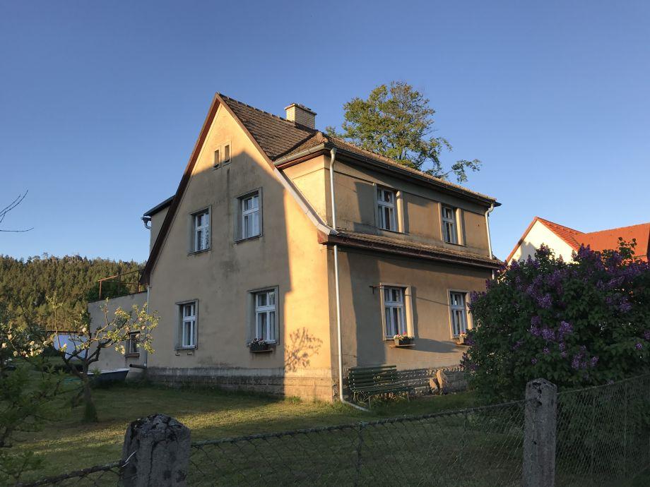 Haus Felsen Adršpach