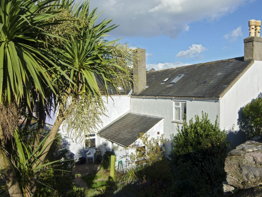 Außenaufnahme Agatha's Gamplton Cottage