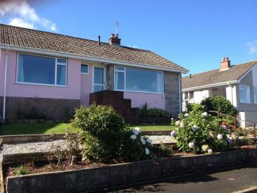 The Pink Beach Bungalow