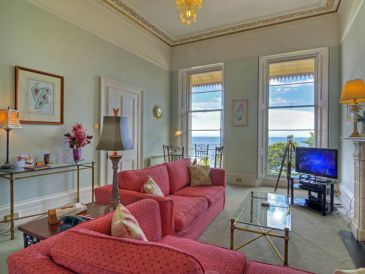 Holiday apartment The Balcony